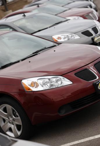 Vozy automobilky General Motors