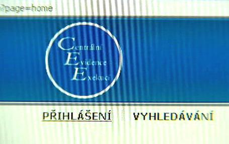 Centrální evidence exekucí ČR