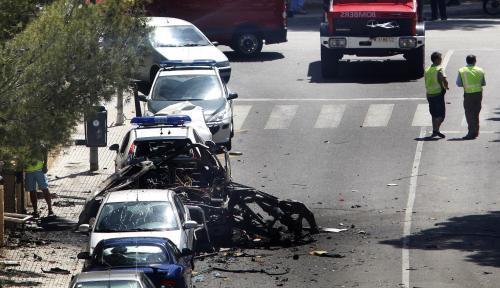 Bombový útok na Mallorce