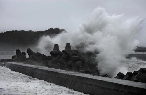 Tajfun na Tchaj-wanu