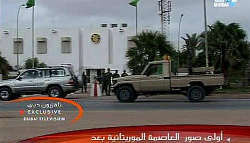 Vojenský převrat v Mauritánii