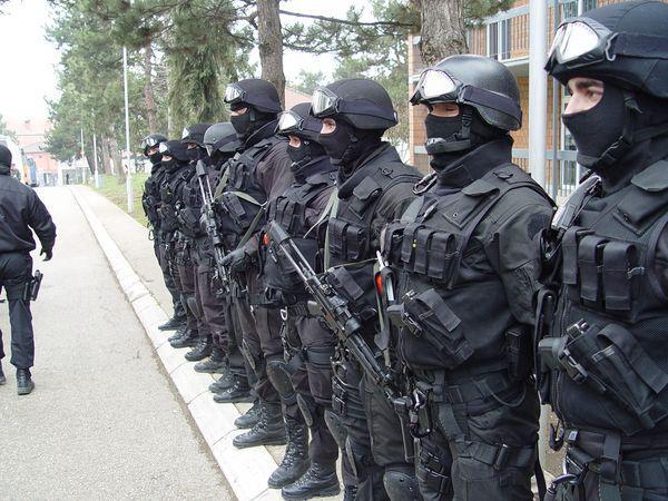 Kosovská policie