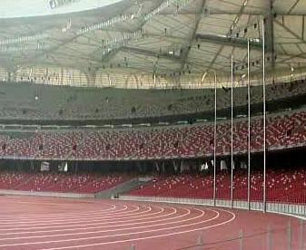 Národní stadion v Pekingu