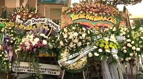 Vzpomínka na oběti útoků v Jakartě