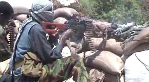 Povstalci v Somálsku