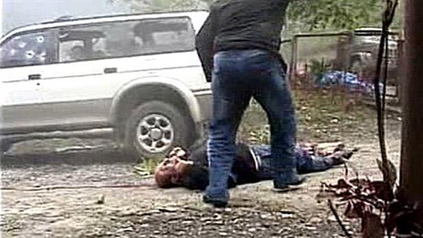 Oběť násilí