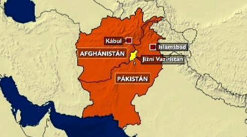 Pákistán - Jižní Vazíristán