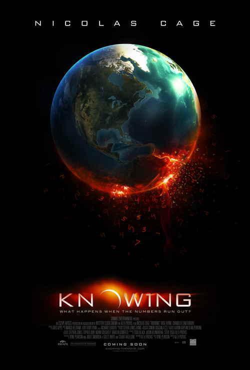 Proroctví - filmový plakát