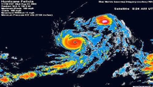 Hurikán Felicia