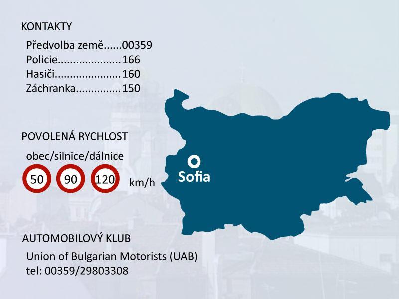 Základní informace o Bulharsku