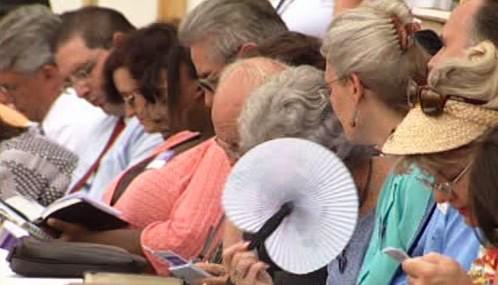 Kongres svědků Jehovových ve Vídni