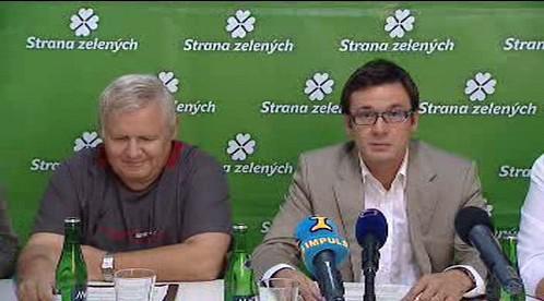 Ondřej Liška a Pavel Rytíř