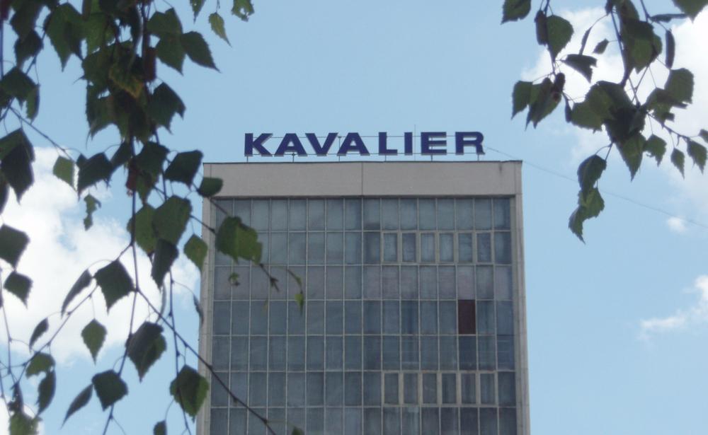 Sklárny Kavalier
