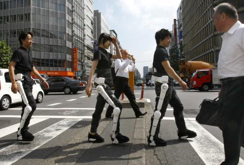 Robotický rehabilitační oblek