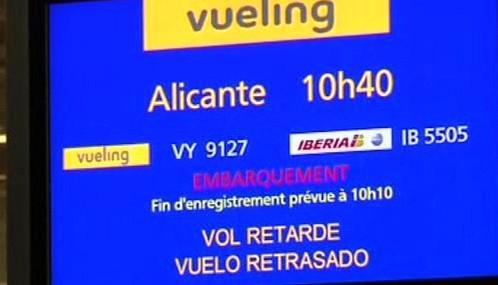 Nehoda letadla společnosti Vueling