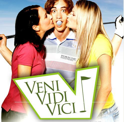 Plakát k filmu Veni, vidi, vici