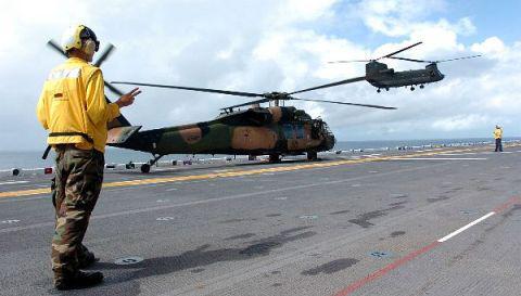 Vrtulníková loď