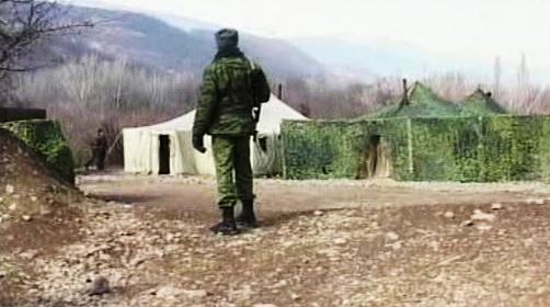 Rusko-gruzínská hranice