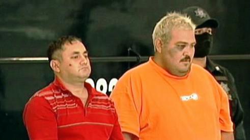 Zatčení drogoví mafiáni