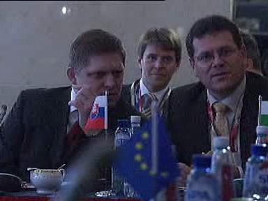 Slovensko-maďarská debata