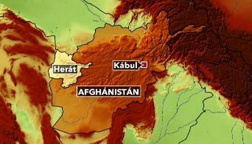Afghánská provincie Herát