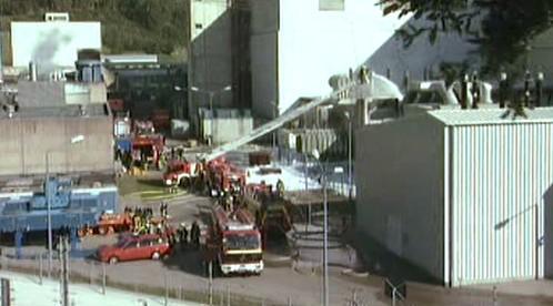 Požár jaderné elektrárny Kruemmel