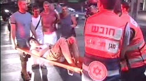 Střelba v izraelském gay baru