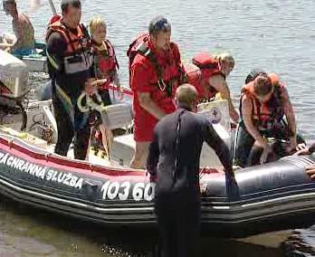Vodní záchranáři