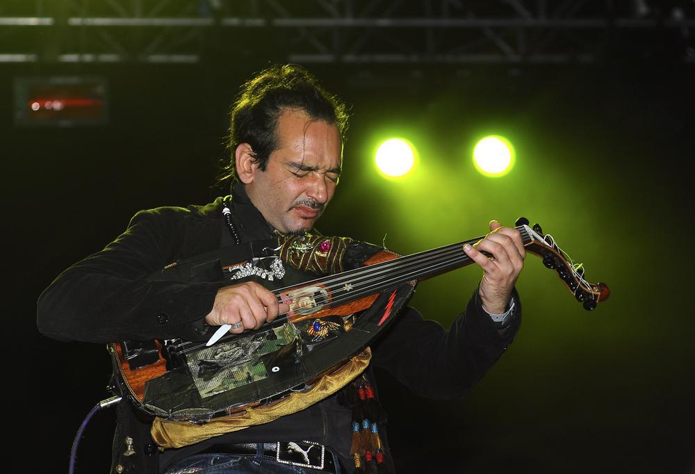Pascal Teillet na Sázavafestu