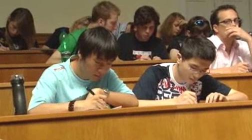 Studenti češtiny