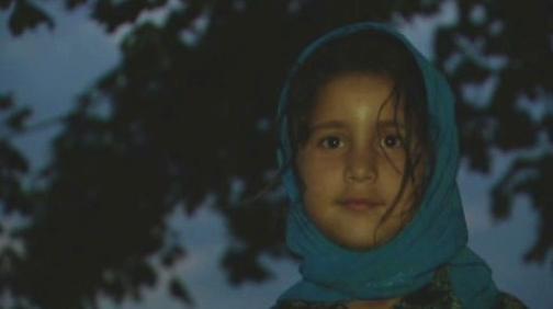 Romská dívka