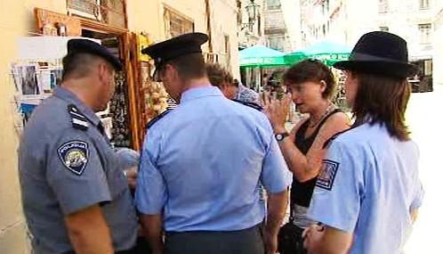 Českým turistům pomáhají v Chorvatsku čeští policisté