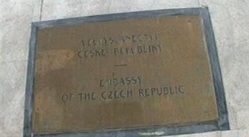 Česká ambasáda v Pákistánu
