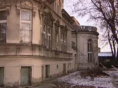 Slavné vily Krnovska