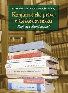 Kniha Komunistické právo v Československu