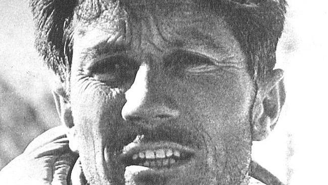 Horolezec Walter Bonatti