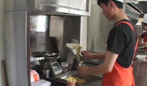 Fast Food v KLDR