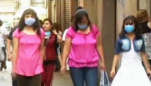 Prasečí chřipka ohrožuje hlavně těhotné ženy