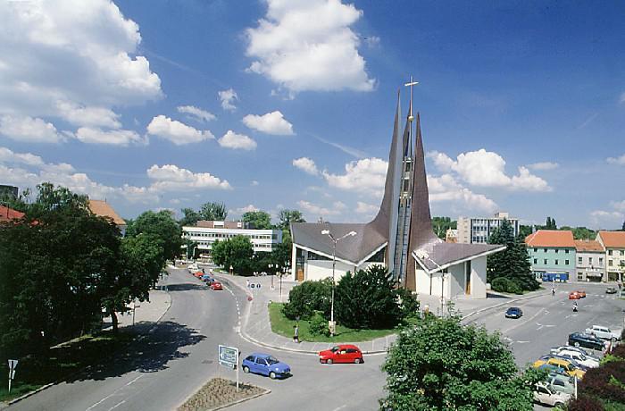Břeclavský kostel