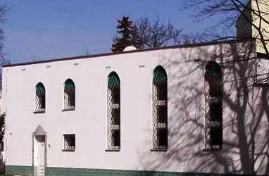 Mešita v Brně