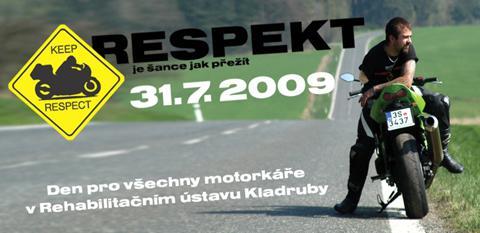 Den pro motorkáře v Kladrubech