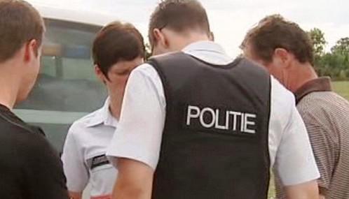 Begická policie