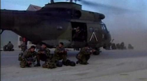 Gurkhové v Iráku