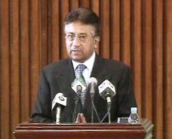 Parvíz Mušaraf