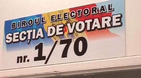 Volby v Moldavsku