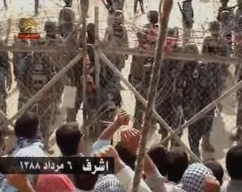 Nepokoje v táboře Lidových modžahedů