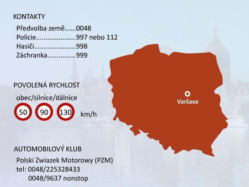 Základní informace o Polsku