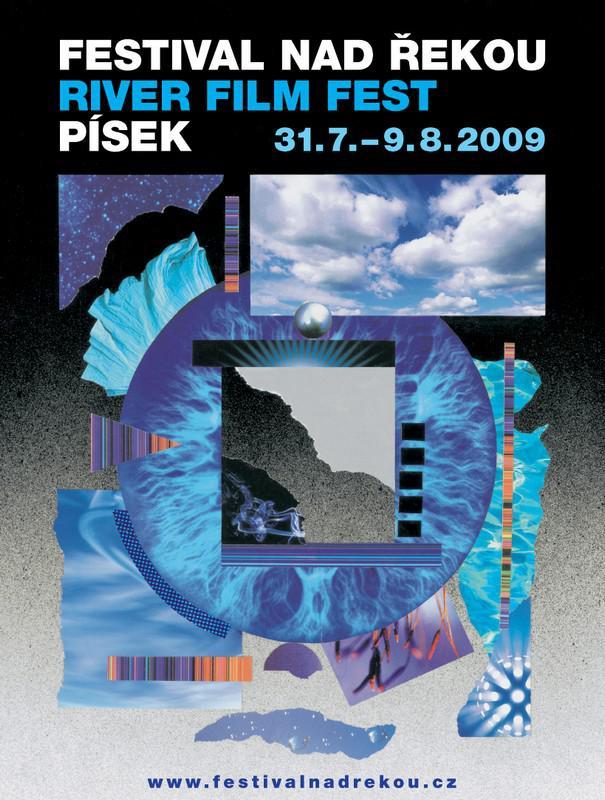 Festival nad řekou - plakát