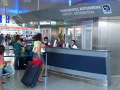 Aténské letiště