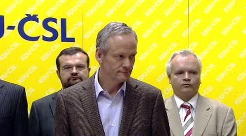 Zástupci KDU-ČSL